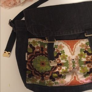 Handbags - Hippie hemp messenger bag